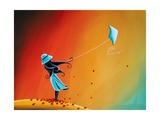 Cindy Thornton - Never Let Go - Fotografik Baskı