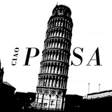 Ciao Pisa Prints by Emily Navas