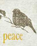 Peace Prints by Patricia Pinto