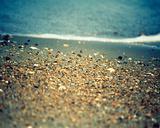 Pebbles at the Beach II Prints