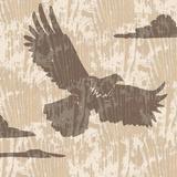 Spirit Lodge I Print by Nicholas Biscardi