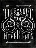 True Love Posters