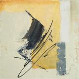 The Sign of Gold II Kunstdruck von Patricia Quintero-Pinto
