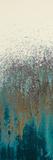 Teal Woods II Poster by Roberto Gonzalez