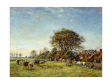 A Summers Day Giclee Print by Mark Fisher