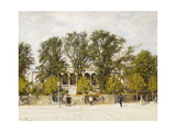 Tivoli Gardens, Copenhagen Prints by Olaf Viggo Peter Langer