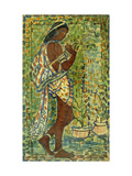 Hindu Dancer Prints by Maurice Brazil Prendergast
