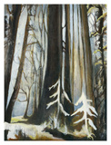 Sapin Prints by Kathleen Cloutier