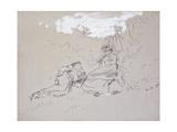 The Honeymoon Art by Winslow Homer