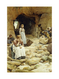In the Fishing Season Lámina giclée por Walter		 Langley