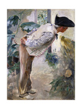 The Gardener Poster by Carl		 Larsson