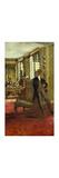 The Art Dealers (Les Frere Bernheim) Premium Giclee Print by Edouard Vuillard