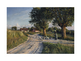 The Way Home Posters by Peder Mork Monsted
