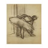 Dancer Posters by Edgar Degas