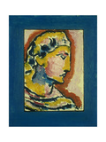 Head Prints by Alexej Jawlensky