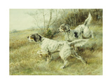 The Hunt Giclee Print by Edmund Henry		 Osthaus