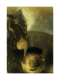 Saint Georges Giclee Print by Odilon Redon