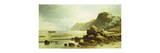Low Tide, Southhead, Grand Manan Island Premium Giclee Print by Alfred Thompson		 Bricher