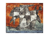 Lake Ghost Giclee Print by Paul Klee