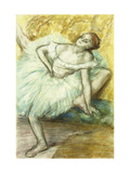 Dancer Giclee Print by Edgar Degas