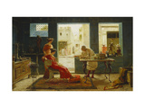 Pompeii Antiques Prints by Ettore		 Forti