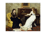 Practising Posters by Gustave Leonard Jonghe
