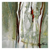 Abstract Forest 2 Prints by Kathleen Cloutier