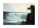 Niagara Falls Print by Grunewald Gustavus