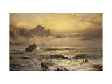 Mornings Mist, Guernsey Prints by William Trost		 Richards