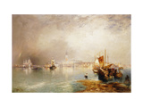 Venice Giclee Print by Moran Thomas