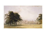 The Royal Lodge, Windsor Park Giclee Print by Daniell William