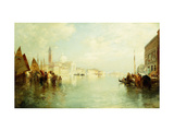The Grand Canal Prints by Moran Thomas