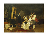 In the Studio Giclee Print by Arturo		 Ricci