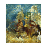 The Centaur Giclee Print by Odilon Redon