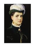 Posthumous Portrait of Jane Lavery Prints by Sir John Lavery