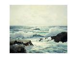 Silver Light Giclee Print by Frederick Judd		 Waugh