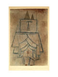 Torwachterstolz Poster by Paul Klee