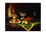 The Dessert Table Giclee Print by Morston C.		 Ream