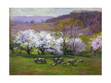 Blossom Time Posters by Edward Henry		 Potthast