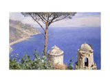 Ravello Impression giclée par Peder Mork Monsted