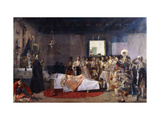 The Death of the Bullfighter Impression giclée par Jose Villegas Cordero