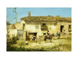 A Spanish Farm Posters by Benlliure y Gil Jose