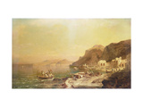 Isola di Capri Giclee Print by Franz Richard		 Unterberger