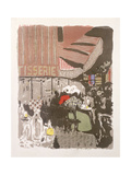 La Patisserie, from Paysages et Interierus Giclee Print by Edouard		 Vuillard