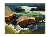 Sun Glow Giclee Print by George Wesley		 Bellows