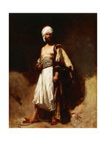 A Moroccan Giclee Print by Mariano Fortuny Marsal