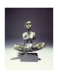 Large Seated Bather Giclee Print by Auguste		 Rodin