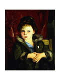 Jimmie Gerry Giclee Print by Robert		 Henri