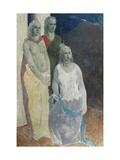 Three Muses Giclee Print by Glyn Warren		 Philpot
