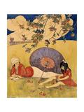 In the Orchard Prints by Gerda Wegener